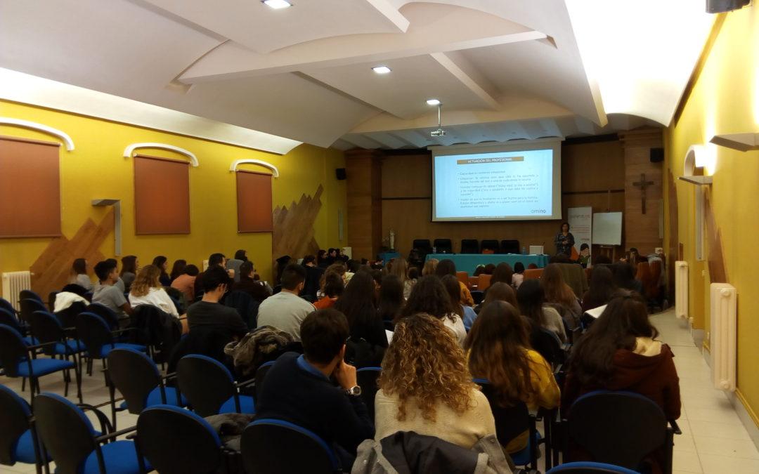 Formación del voluntariado en Vigo